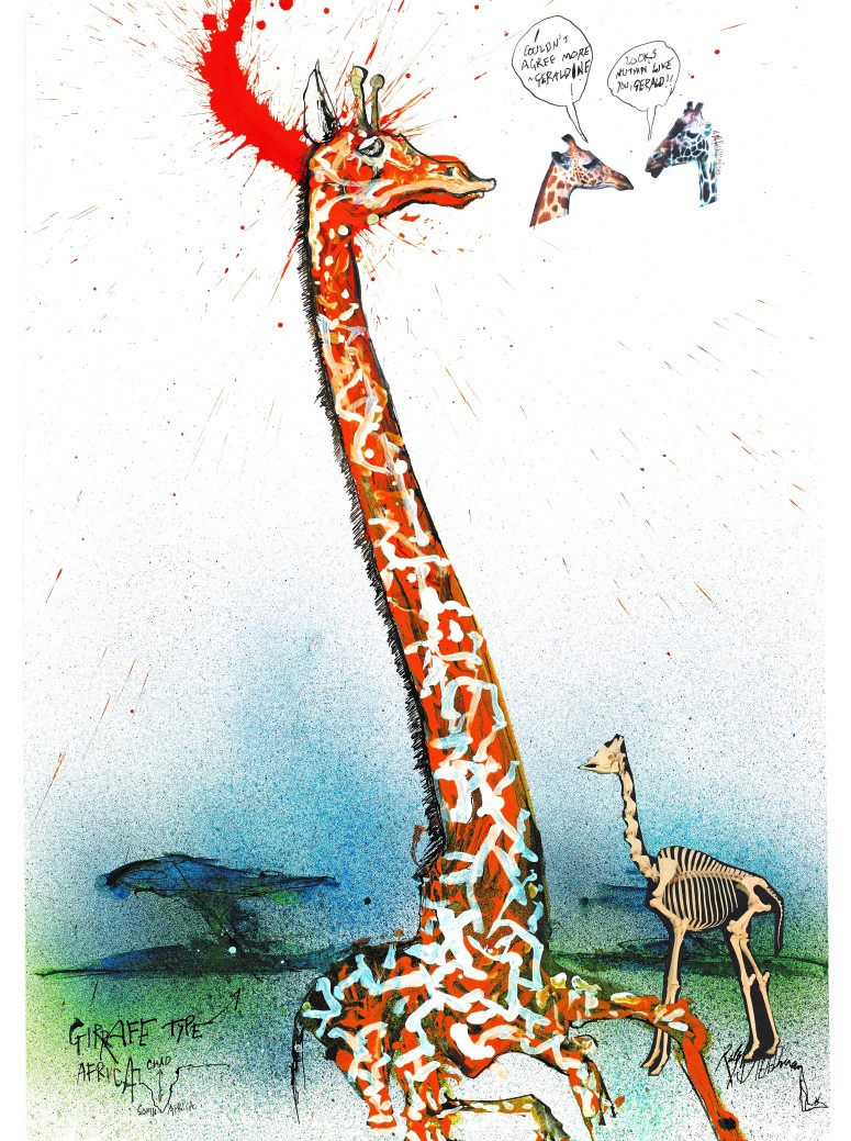 Giraffe crop A17337 Bloomsbury Publishing87180